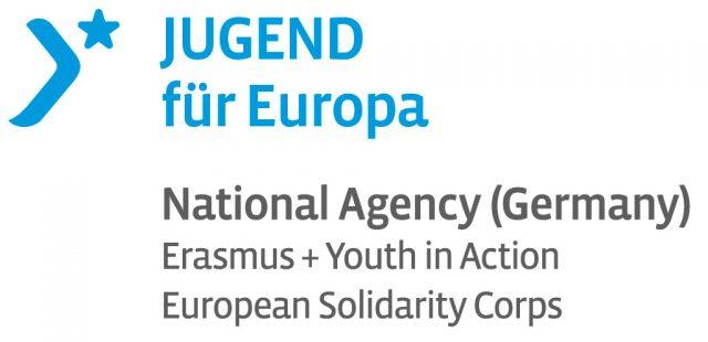 Jugend für Europa logo