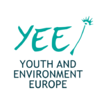 Logo of Youth and Environment Europe