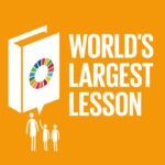 Logo of World's Largest Lesson